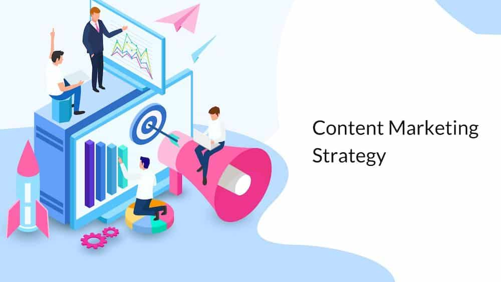 seo content marketing strategy - infographic