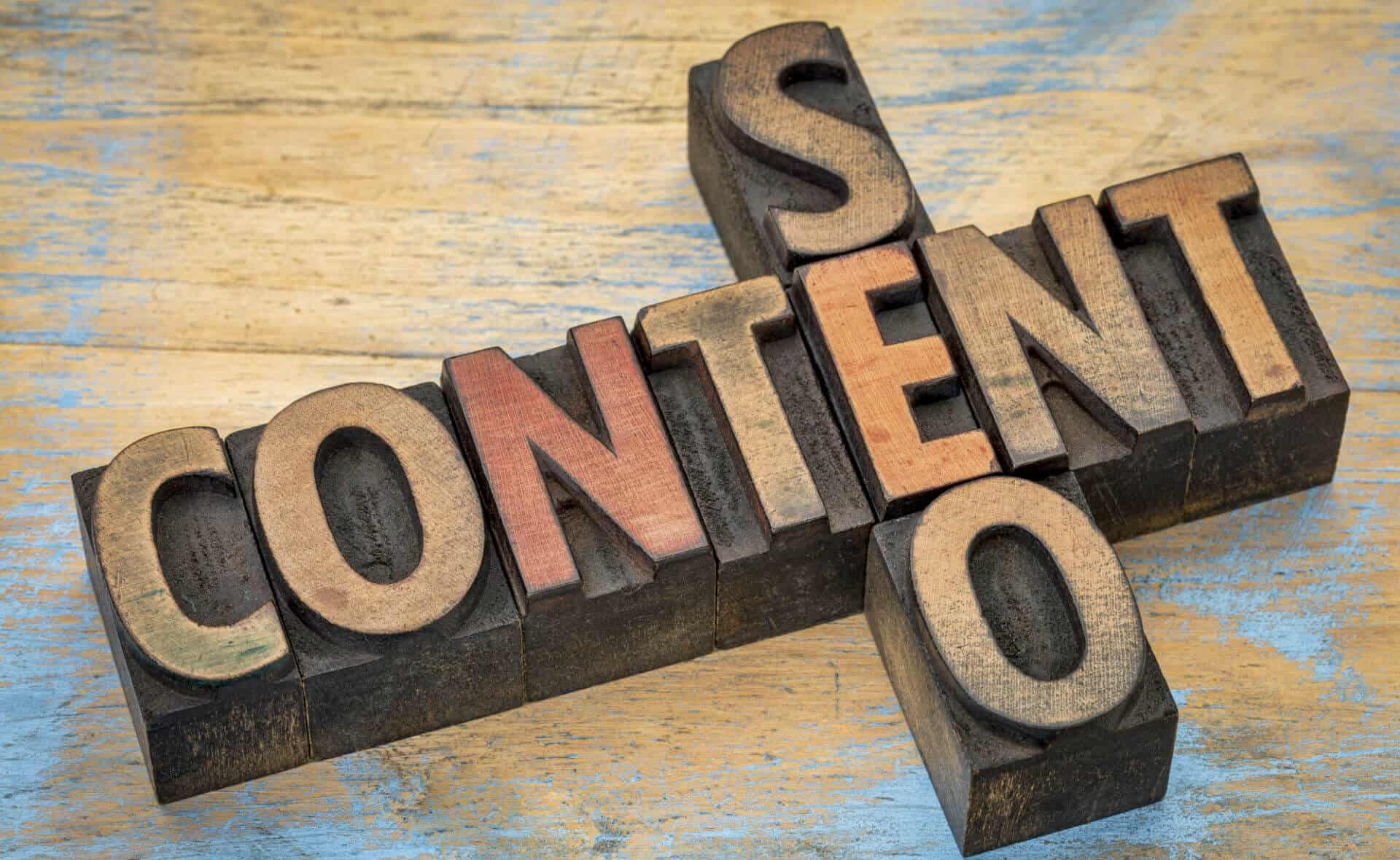 seo strategy for 2021 - content